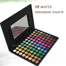 Best selling high quality 88 matte color shadow eye