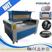 Good news Possible brand bamboo photo frame Co2 laser engraver