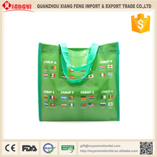 Specialized Design Foldable Waterproof Plastic Shopping Bag