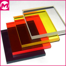 colored acrylic sheet polycarbonate sheet cut to fit your needs
