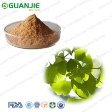 High Quality Ginkgo Biloba Extract Powder Natural Ginkgo Biloba Extract