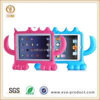 shockproof EVA case green monster tablet cover cute designed