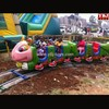 2015 hot cheap amusement park worm electric trains for kids