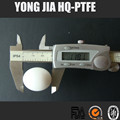 Vergin Teflon PTFE Dia 30mm Solid and Hollow Smooth Surface Plastic Balls