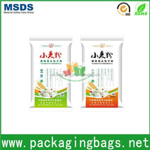 High quality best price flexible packaging/paper bag for flour packaging