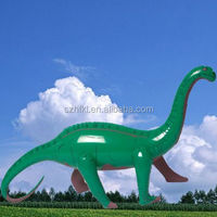 standing inflatable animal toys for fun, inflatable dinosaur for outdoor display