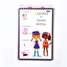 2015 new DIY fashion designers notebook supplier in China