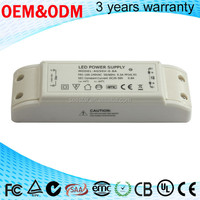 Hot Sale 50W Driver LED Lamp Driver 1500mA with CE SAA ROHS TUV pass 3 years warranty