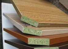 light grey chip board melamine plain sheet hot sales