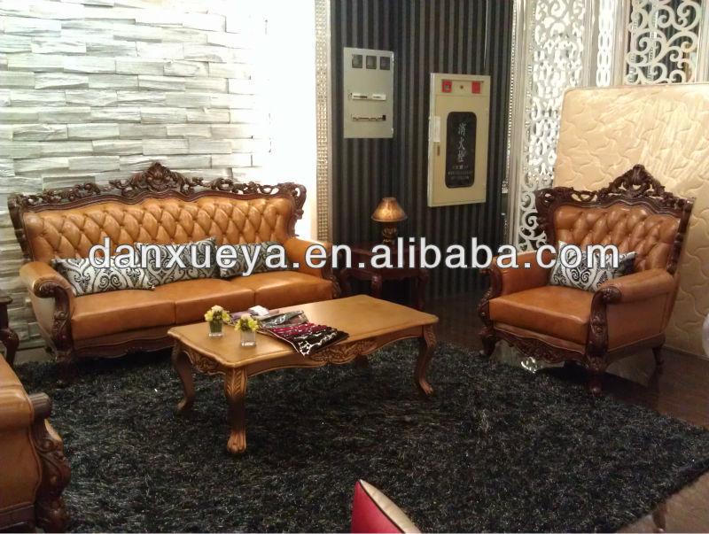 Nouveau design de luxe classique meubles de style égyptien danxueya-861 #