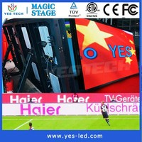 viewing angle P6 outdoor football scoreboard from China manufacturer