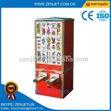 China Sticker / Tattoos vending machine manufacturer