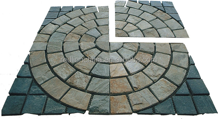 high quality non slip outdoor tiles for garden flooring
