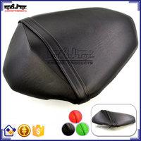 BJ-SC02-Z800/13 Black Leather Rear Passenger Seat Cover Motorcycle Kawasaki Z800