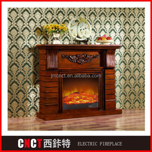 2015 antique electric fireplace mantle indoor