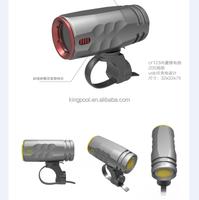 200lm Li battery 600mAH Night Fairy-Front mini lLED bike lights