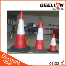 Newest Type PE Road-block Traffic Cone