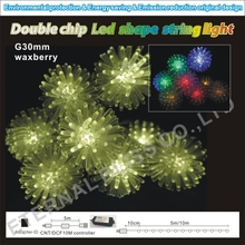 taiwan 5m fairy berry ball led string lights