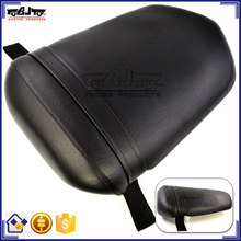 BJ-SC02-R1/04 For Yamaha YZF 1000 R1 Black Leather Seat Cover Motorcycle Seat Cushion