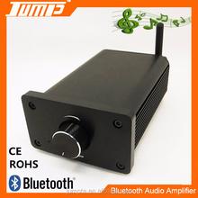 Good quality Aluminum housing bluetooth class D wireless home digital mini amplifier