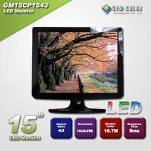 15 inch 1024*768 4:3 Desktop PC Computer LCD Monitor