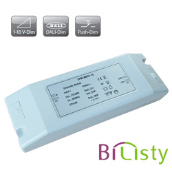 80W AC DALI dimmable switching power supply for led in china