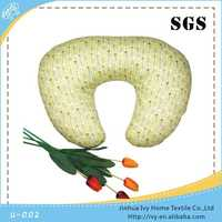New Style Baby Nursing Shape Pregnancy Pillow polyester pillow exporting