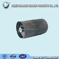 belt conveyor bend drum return drum pulley for conveyor material handling equipment parts