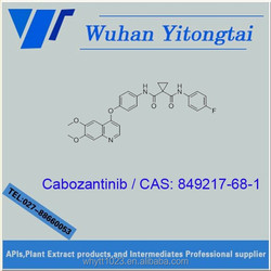 Professional Supply of High Purity Cabozantinib Cas No. 849217-68-1