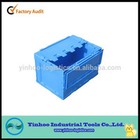 sealable space saving plastic container for warehouse alibaba China