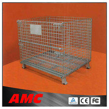 multifunctional industrial Equipment Wire Steel Storage container Metal Cage