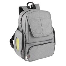 Backpack Baby Diaper Bag, Mummy Shoulder Diaper Bag, Multifunction Baby Nappy Changing Bag, Baby Diaper organizer Bag