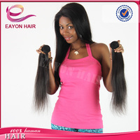 "Eayon 28"" Free Shipping 6A Unproceesed 100% Virgin Natural Brazilian Hair Pieces"