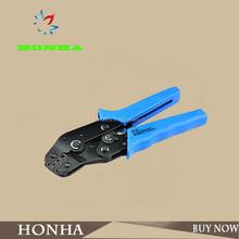 Cable de alimentación que prensa de los alicates para unisulated receptáculos / tab 2.8 mm 4.8 mm ancho terminal