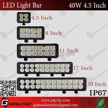auto led work light new 40w car led tuning light/led work light wholesale