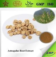 GMP&Kosher 100% Natural astragalus root extract powder Astragaloside IV