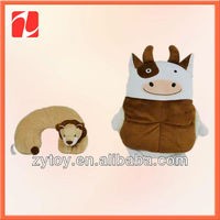 Custom lovely soft pillow toy used in home/ office in China shenzhen OEM
