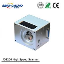 Jd2206 operación Simple monofásico de oro láser Galvo