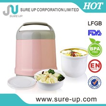 wholesale glass food storage container to keep food hot eco-friendly feature(CGUB)