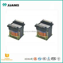 300VA Single Phase Machine Tool Control Power Transformer input voltage 400v 380v 220v output 24v 36v 45v 90v 110v 125v