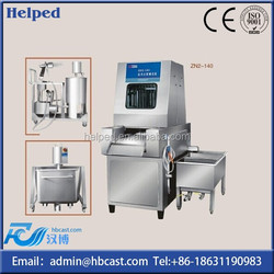automatic stainless steel Meat Brine Injector for chicken meat, duck, rabbit, beef, mutton meat