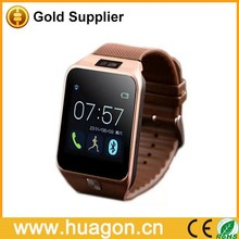 V8 Bluetooth Wrist Remote Camera Smart Watch Sync Calls For Android Silver/Gold/Gray