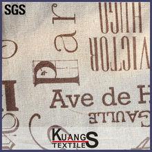 textiles cotton fabric teflon coated
