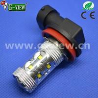 high power led car fog lamp 10-30v , hb3/hb4 80w led auto fog light , auto led fog bulb