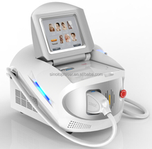 Portable Laser Hair Removal 808nm diode laser Machine /portable 808nm diode laser