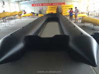 large 40 person pvc inflatable rubber boat for sale