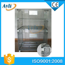 stackable storage wire plant cages
