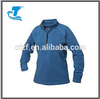 Ladies Half Zipper Microfleece Jacket