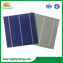 High Efficiency 156mmx156mm 2BB/3BB Solar Cell Specs With Low Price