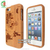 2015 New Style Customized Wooden Phone Case For Iphone 6 Case .